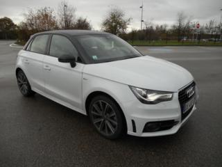 AUDI A1 SPORTBACK AMITION LUXE PACK S LINE TFSI 184 CV BOITE AUTO