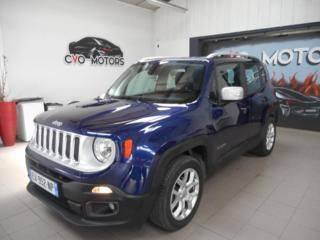 JEEP RENEGADE LIMITED 140 CV ESSENCE BOITE AUTO