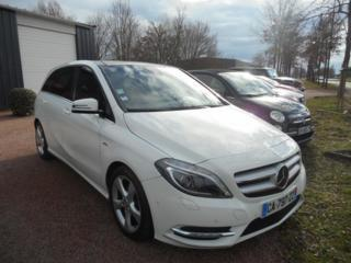 MERCEDES CLASSE B 200 CDI FASCINATION