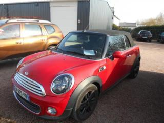MINI CABRIOLET ONE PACK CHILI 98 CV