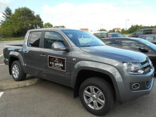 VW AMAROK DOUBLE CABINE 4 MOTION TDI 180 CV